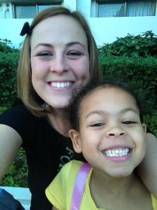 Ilana and Mommy Selfies! (We have 100s of these! Lol)