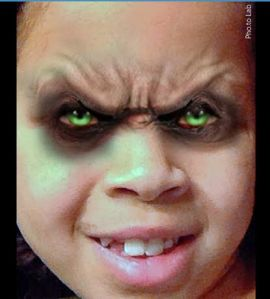Creepy Monster Lana