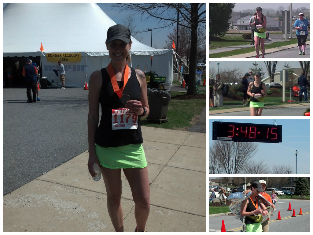 Garden Spot Village Marathon Race Recap Review