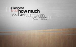 richness