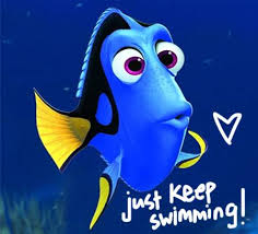 I so relate to Dory!