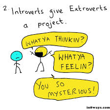 introverts so mysterious