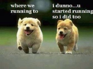 Why running buddies are the best!!