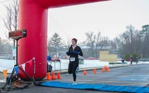 Finish Line Photo. I've never took good race photos! ;-)